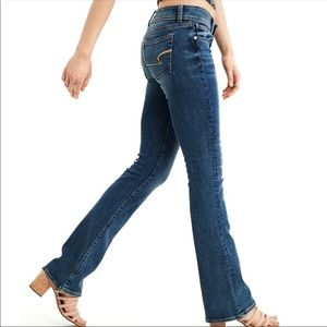 American Eagle Outfitters Kickboot Jeans